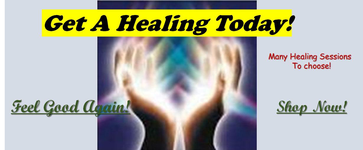 Main Slider Banner Healing