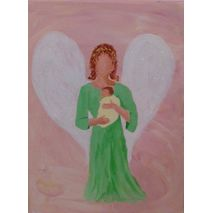 angel of motherhood