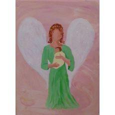 angel of motherhood